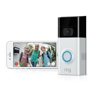 Connected Doorbell - See who's at your door